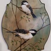 Chickadee's Plaque